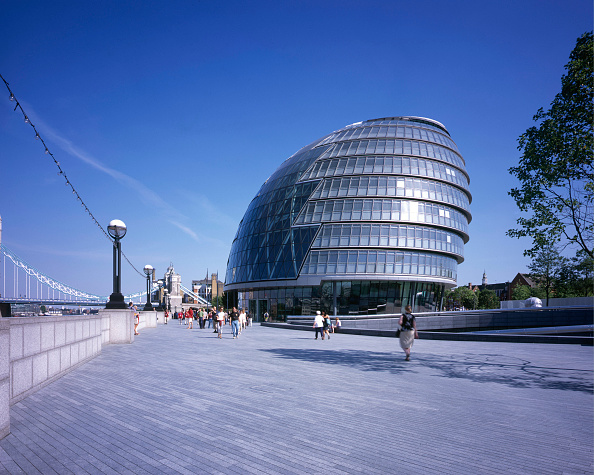 Paving Stone「City Hall, Greater London Authority, GLA Building, by Tower Bridge, South Bank, Southwark, London, United Kingdom Architects Norman Foster and Partners Engineers Arup」:写真・画像(16)[壁紙.com]