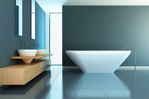 Fashion「Bathroom Contemporary」:スマホ壁紙(5)