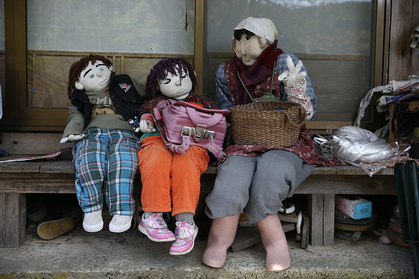 Village「Dolls Replace People In Japan's Aging Town」:写真・画像(15)[壁紙.com]