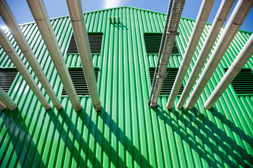 West Sussex「Pipes connected to building outdoors」:スマホ壁紙(6)