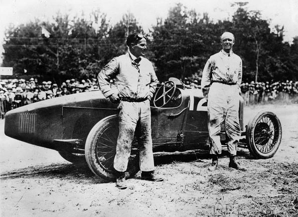20th Century Style「1923 French Grand Prix, Henry Segrave in Sunbeam」:写真・画像(6)[壁紙.com]