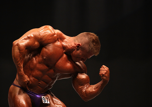 Christopher Furlong「Bodybuilders From Around The World Vie For The Title Of Mr Universe」:写真・画像(19)[壁紙.com]