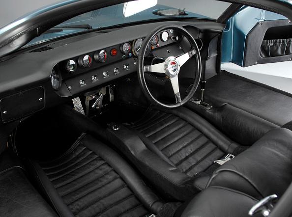 Ford GT「1966 Ford GT40」:写真・画像(8)[壁紙.com]