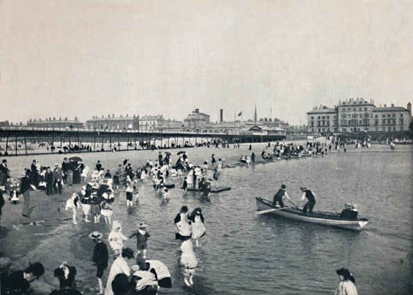 Copy Space「Southport - The Pier And The South Lake」:写真・画像(8)[壁紙.com]