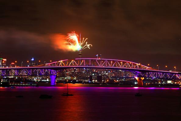 Auckland「Auckland New Year's Eve 2018」:写真・画像(2)[壁紙.com]