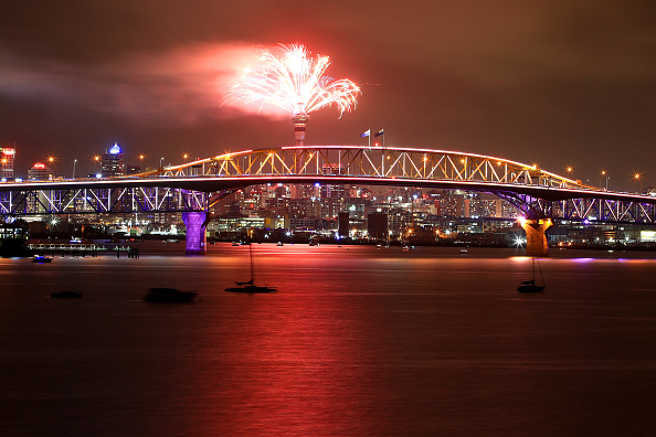 Auckland「Auckland New Year's Eve 2018」:写真・画像(19)[壁紙.com]
