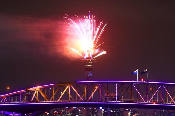 Auckland「Auckland New Year's Eve 2018」:写真・画像(1)[壁紙.com]