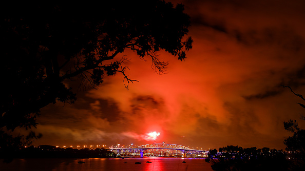 Auckland「Auckland New Year's Eve 2018」:写真・画像(18)[壁紙.com]