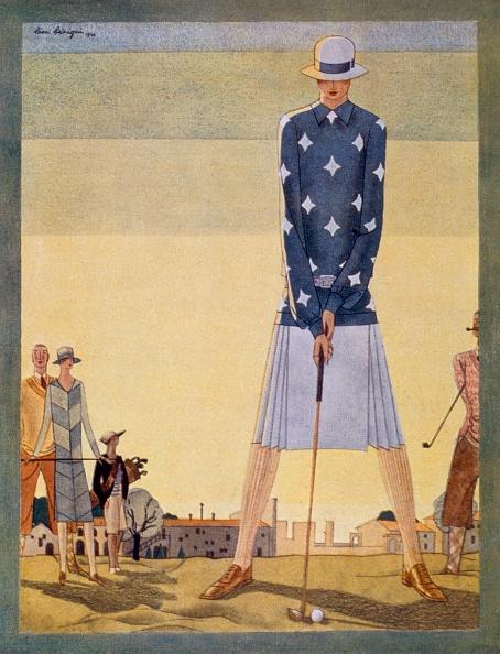 Golf Ball「Ladies Golf Outfit By Jane Regny」:写真・画像(16)[壁紙.com]