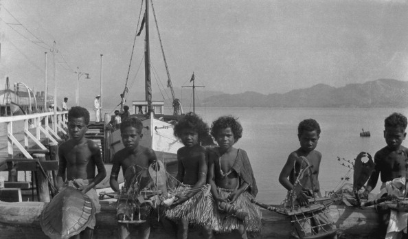 Animal Body Part「Children, Papua New Guinea」:写真・画像(4)[壁紙.com]