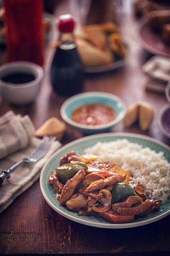 Kung Pao Chicken「Spicy Kung Pao Chicken」:スマホ壁紙(16)