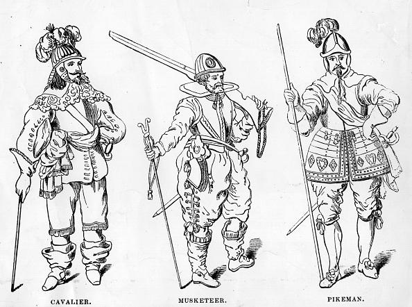 17th Century「Civil War Soldiers」:写真・画像(2)[壁紙.com]