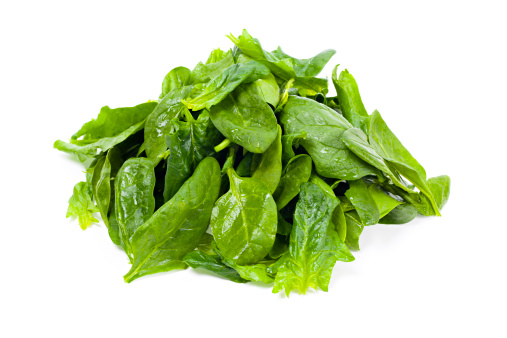 Salad「Spinach」:スマホ壁紙(12)
