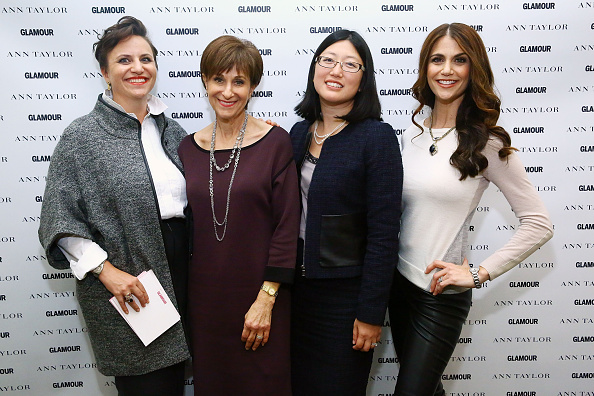 Breast「Glamour And Ann Taylor, In Partnership With BCRF, Host A Panel And Cocktails For Breast Cancer Awareness Month」:写真・画像(4)[壁紙.com]