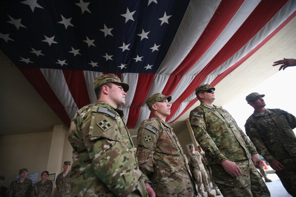 Daniel Gi「Wounded Soldiers Visit Afghanistan with Operation Proper Exit」:写真・画像(7)[壁紙.com]