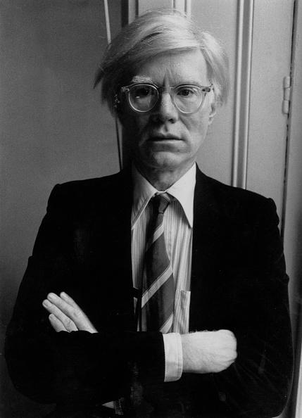 Portrait「Andy Warhol」:写真・画像(9)[壁紙.com]
