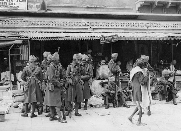 Hinduism「Riots At Jaipur」:写真・画像(18)[壁紙.com]