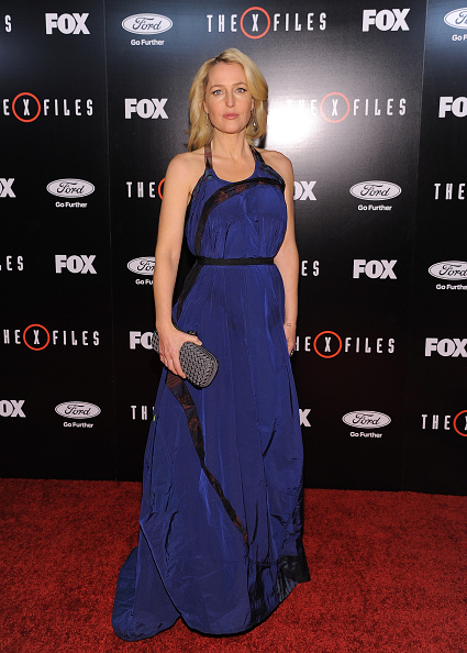 "California Science Center「Premiere Of Fox's ""The X-Files"" - Arrivals」:写真・画像(12)[壁紙.com]"