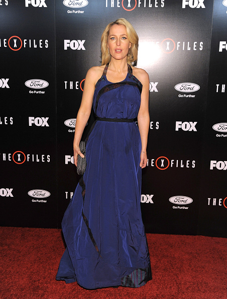 "California Science Center「Premiere Of Fox's ""The X-Files"" - Arrivals」:写真・画像(15)[壁紙.com]"