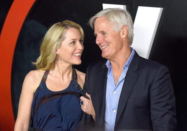 "California Science Center「Premiere Of Fox's ""The X-Files"" - Arrivals」:写真・画像(3)[壁紙.com]"