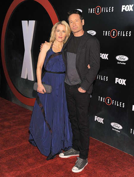 "California Science Center「Premiere Of Fox's ""The X-Files"" - Arrivals」:写真・画像(9)[壁紙.com]"