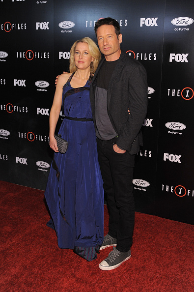 "California Science Center「Premiere Of Fox's ""The X-Files"" - Arrivals」:写真・画像(1)[壁紙.com]"