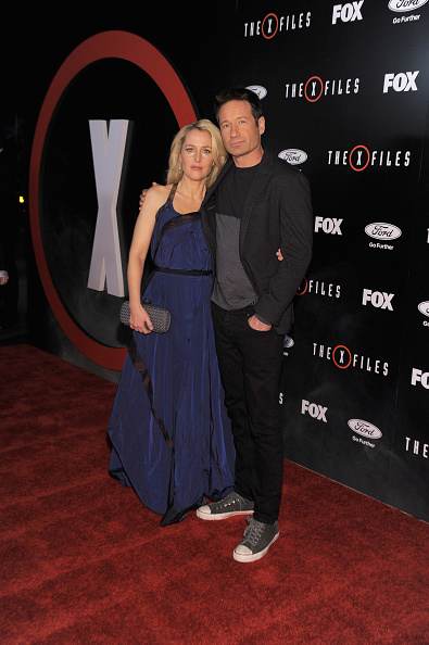 "California Science Center「Premiere Of Fox's ""The X-Files"" - Arrivals」:写真・画像(0)[壁紙.com]"