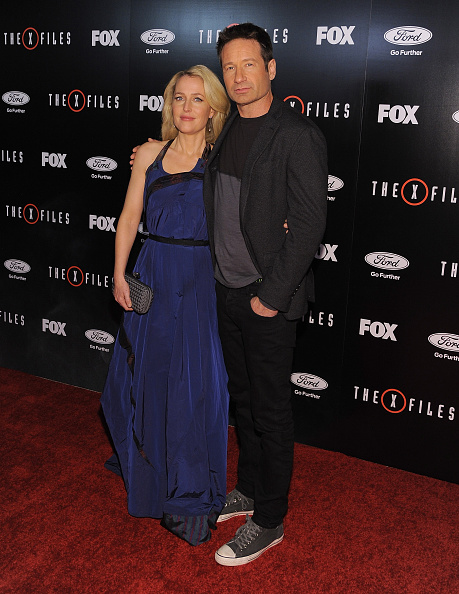 "California Science Center「Premiere Of Fox's ""The X-Files"" - Arrivals」:写真・画像(19)[壁紙.com]"
