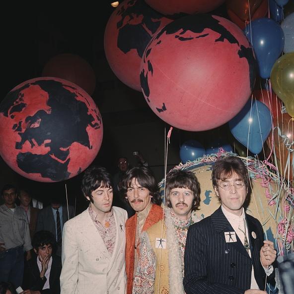ビートルズ「Our World」:写真・画像(16)[壁紙.com]