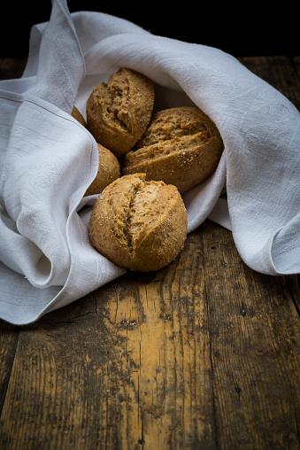 Bun - Bread「Organic spelt rolls」:スマホ壁紙(12)
