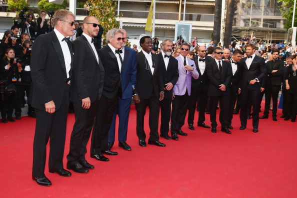 """Victor Ortiz「""""The Expendables 3"""" Premiere - The 67th Annual Cannes Film Festival」:写真・画像(6)[壁紙.com]"""