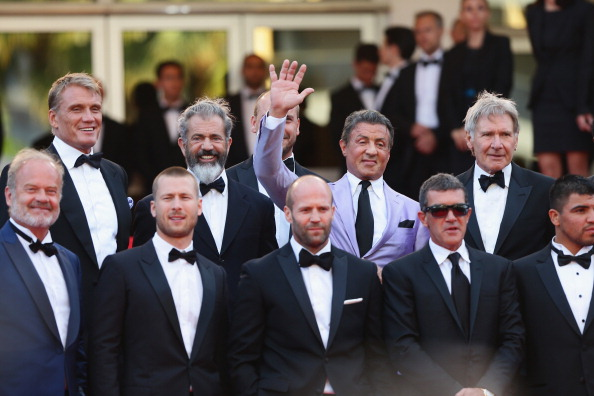 """Victor Ortiz「""""The Expendables 3"""" Premiere - The 67th Annual Cannes Film Festival」:写真・画像(19)[壁紙.com]"""