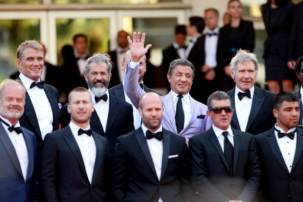 """Victor Ortiz「""""The Expendables 3"""" Premiere - The 67th Annual Cannes Film Festival」:写真・画像(14)[壁紙.com]"""