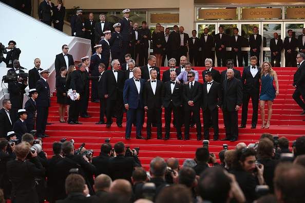 """Victor Ortiz「""""The Expendables 3"""" Premiere - The 67th Annual Cannes Film Festival」:写真・画像(13)[壁紙.com]"""