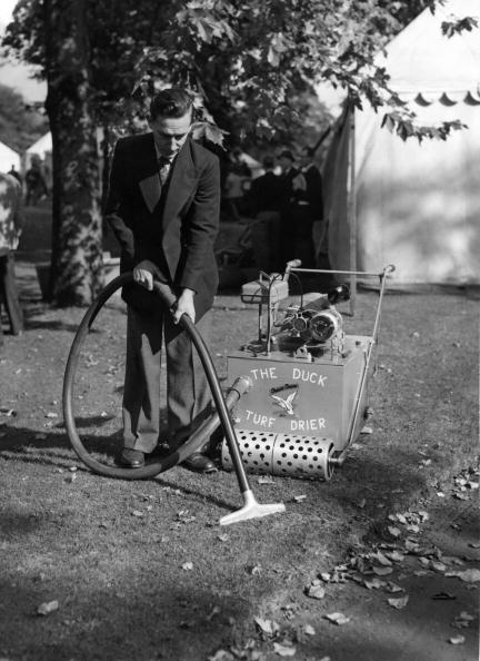 Invention「Duck Turf Vacuum」:写真・画像(11)[壁紙.com]
