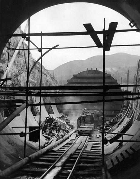 Construction Equipment「Hydro-Electric Tunnel」:写真・画像(11)[壁紙.com]