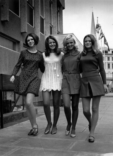 1960~1969年「Four Minis」:写真・画像(3)[壁紙.com]
