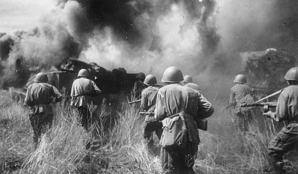 Battle「World War II - Battle of Kursk」:写真・画像(1)[壁紙.com]