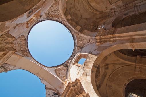 UNESCO「Ruins Of Saint Joseph Cathedral」:スマホ壁紙(11)