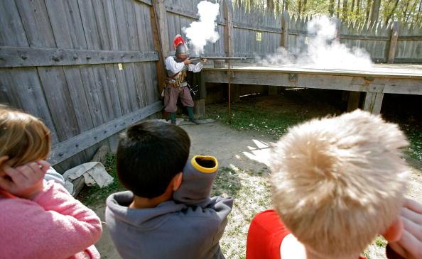Jamestown - Virginia「U.S. Commemorates 400th Anniversary Of Jamestown Settlement」:写真・画像(19)[壁紙.com]