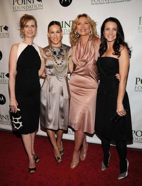 Sarah Jessica Parker「Point Foundation Hosts Point Honors... The Arts」:写真・画像(9)[壁紙.com]