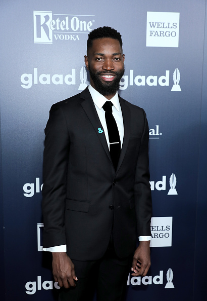 Tarell Alvin McCraney「Ketel One Vodka Sponsors the 28th Annual GLAAD Media Awards」:写真・画像(7)[壁紙.com]