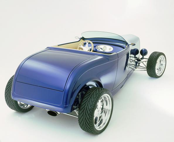 Hot Rod Car「1930's Ford V8 customised」:写真・画像(4)[壁紙.com]