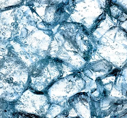 Soda「Ice in sparkling clear drink」:スマホ壁紙(12)
