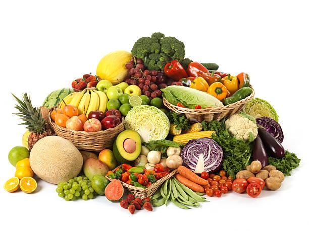 Fruits and Vegetables:スマホ壁紙(壁紙.com)