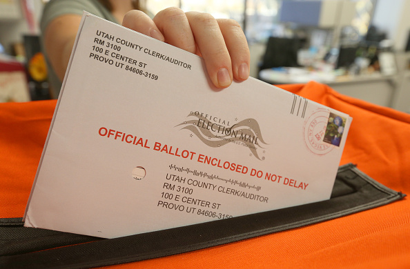 Utah「Voters Across The Country Head To The Polls For The Midterm Elections」:写真・画像(0)[壁紙.com]