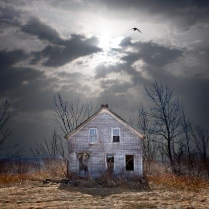 Horror「Abandoned House」:スマホ壁紙(0)
