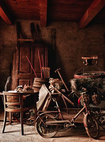 Deterioration「Abandoned Home. Color Image」:スマホ壁紙(17)