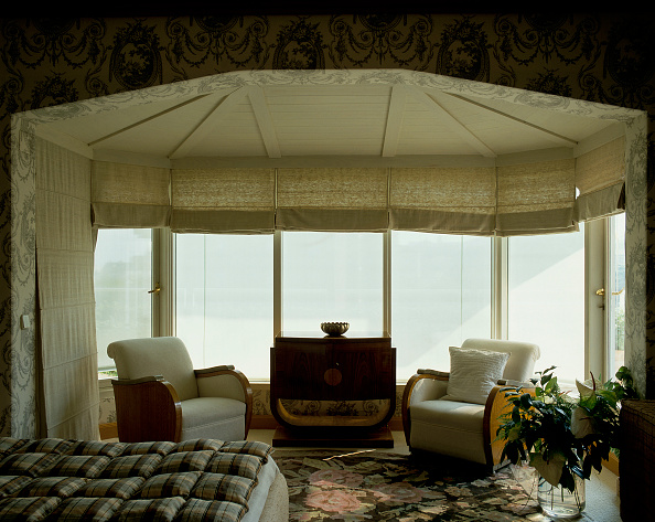 Curtain「View of Bedroom with Porch area」:写真・画像(19)[壁紙.com]