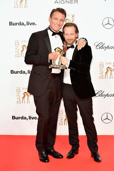 Matthias Nareyek「Winners Board - Bambi Awards 2016」:写真・画像(2)[壁紙.com]